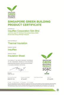 (Sheet) Singapore Green Building Certification (24/7/2019)