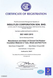 ISO 14001:2015 (12/8/2020)