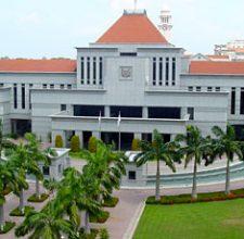 Singapore Parliament Office