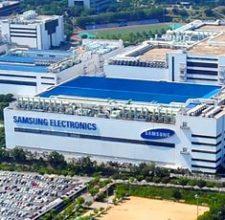 Vietnam Samsung Factory