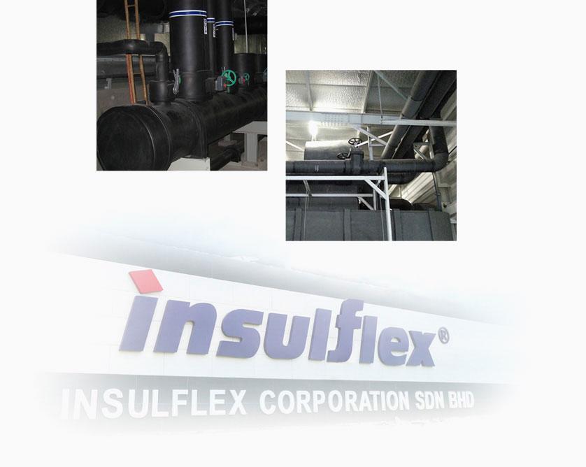 Insulflex Corporation Sdn Bhd – Flexible Elastomeric Rubber